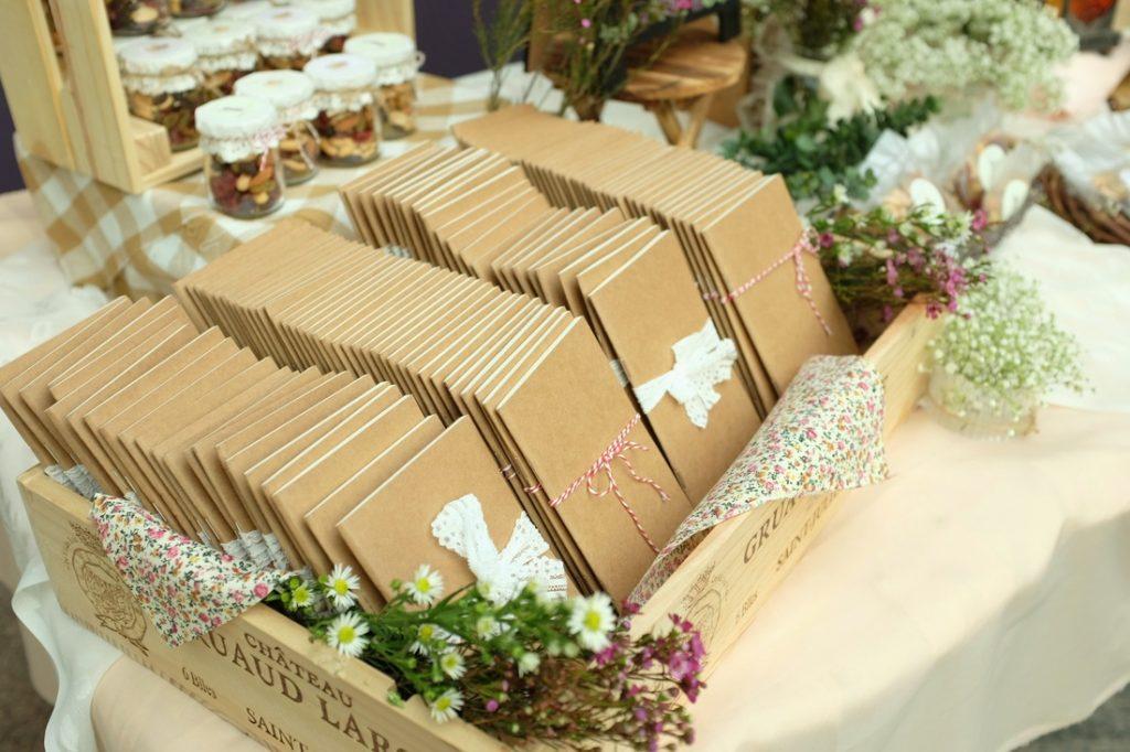 Abre nuevas posibilidades para favores de boda